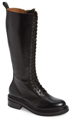 Frye Alice Knee High Combat Boot