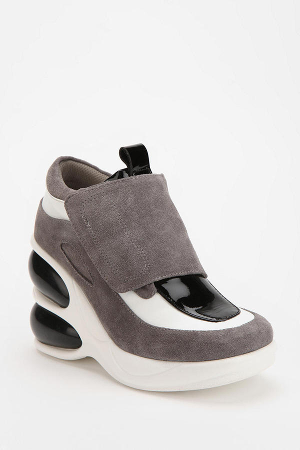 Jeffrey Campbell Moby Wedge-Sneaker