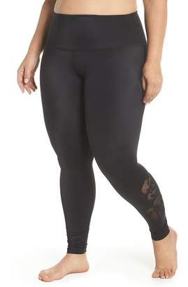 Beyond Yoga Take Leaf High Waist Leggings (Plus Size)