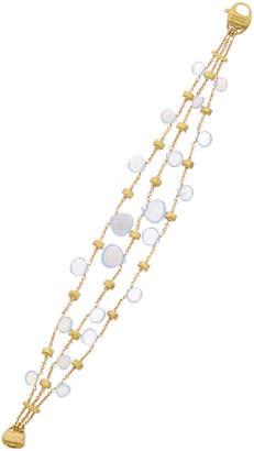 Marco Bicego Paradise 18K Yellow Gold Chalcedony Bracelet