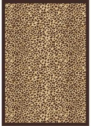 Co The Conestoga Trading Animal print Area Rug Rug