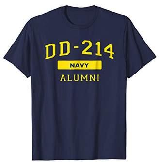 US Dad Shirt Veteran DD214 Alumni T Shirt
