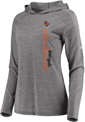 Majestic Women's Cincinnati Bengals Fan Flow Hoodie