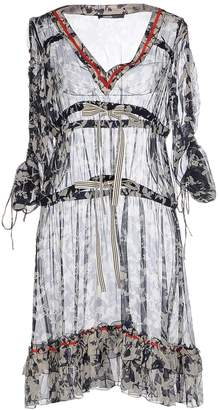 Pianurastudio Short dresses - Item 34629547