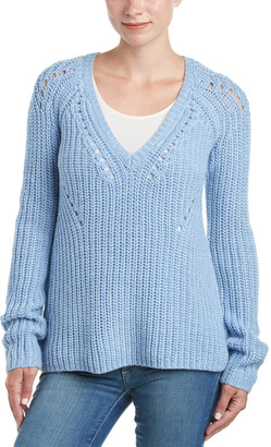 Calypso St. Barth Callani Wool Sweater