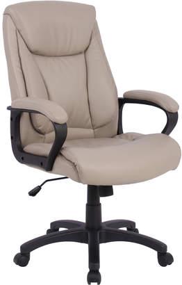 Equipment Executive Linn Faux Leather Office Chair