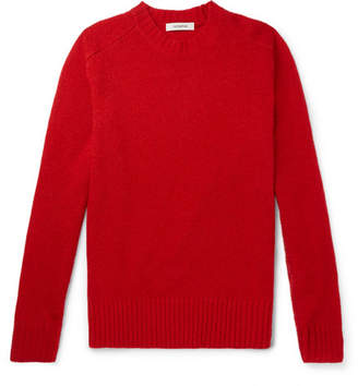 Nonnative Shetland Wool Sweater