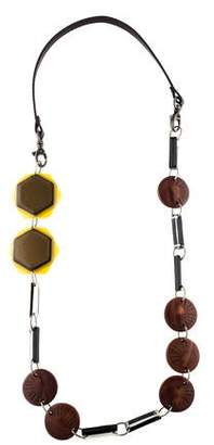 Marni Resin Link Necklace