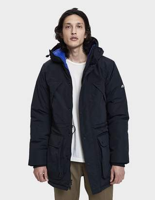 Penfield Kirby Hooded Parka in Black
