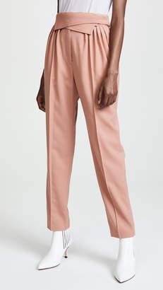 Nina Ricci Crepe Pants