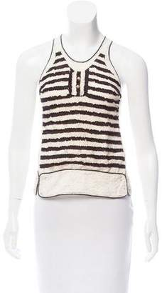 Mayle Lace Sleeveless Top