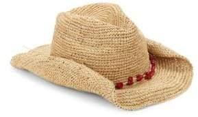 San Diego Hat Company Raffia Classic Cowboy Hat