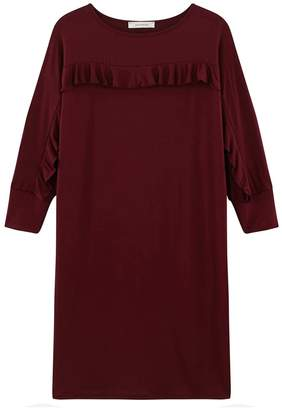 Promod Dress with frilly detail