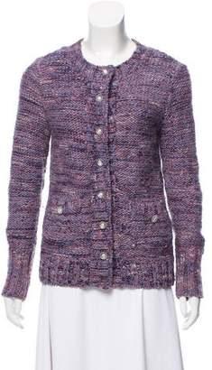 Marc Jacobs Crochet Knit Cardigan