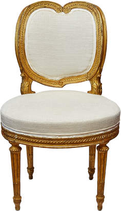 Alex Papachristidis Exclusive Set-of-Ten Magical 18th Century Italian Dining Chairs