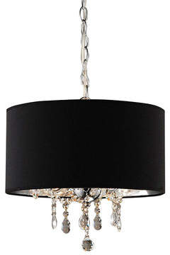 House of Hampton Karole 3-Light Drum Chandelier