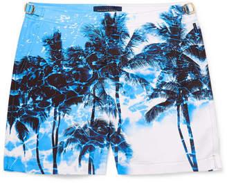 207a63f96b Orlebar Brown Bulldog X Mid-Length Printed Swim Shorts