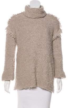 IRO Textured Mohair & Wool-Blend Sweater