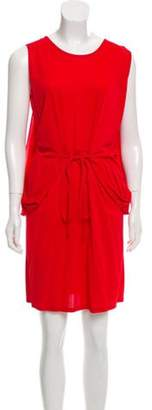 Stella McCartney Sleeveless Midi Dress Sleeveless Midi Dress
