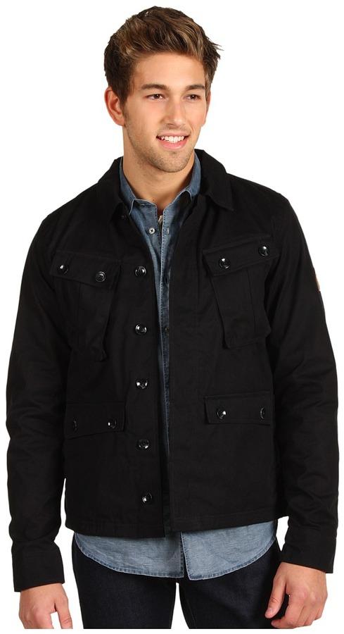 Hurley Specialist Jacket (Black) - Apparel