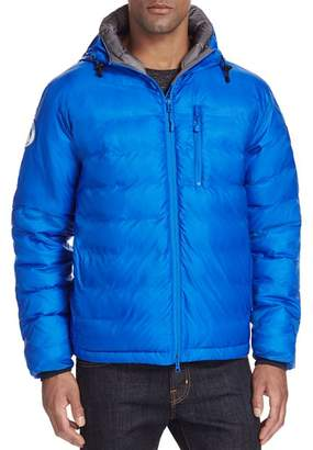 Canada Goose PBI Collection Lodge Hooded Down Jacket