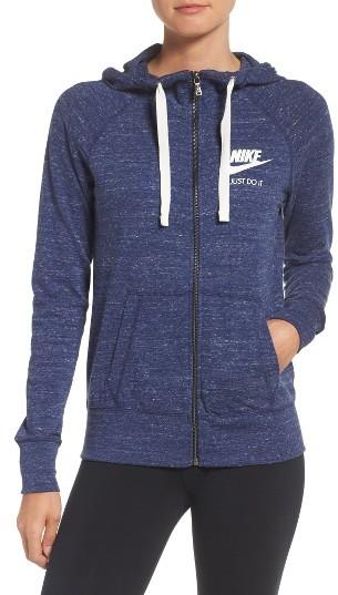 Women's Nike Sportswear Gym Vintage Hoodie