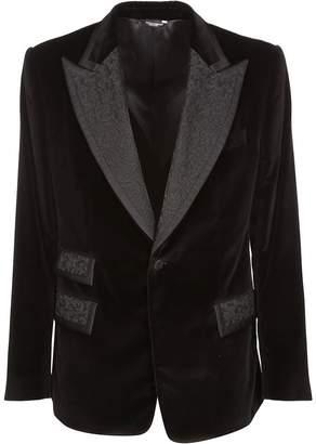 Dolce & Gabbana Dolce \u0026 Gabbana Formal Embroidered Blazer