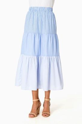 English Factory Emerson Combo Skirt $88 thestylecure.com