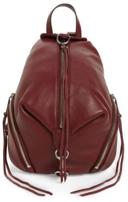 Rebecca Minkoff 'Medium Julian' Backpack - Red $245 thestylecure.com