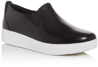 FitFlop Women's Sania Skates Slip-On Platform Sneakers