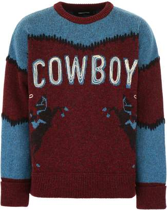 DSQUARED2 Oversized Cowboy Pull
