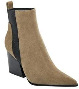 KENDALL + KYLIE Finch Suede Booties
