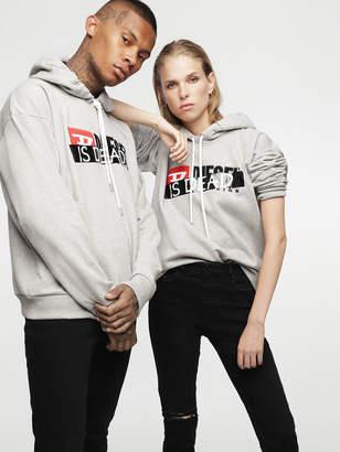 Diesel Sweatshirts 0CATK - White - S