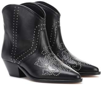Isabel Marant Dollan leather boots
