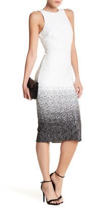 Dress the Population Shawn Sequin Ombre Tank Midi Dress $264 thestylecure.com