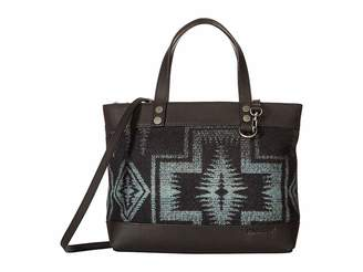 Pendleton Tonal Wool Bag with Strap