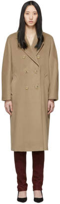 Max Mara Tan Madame Coat