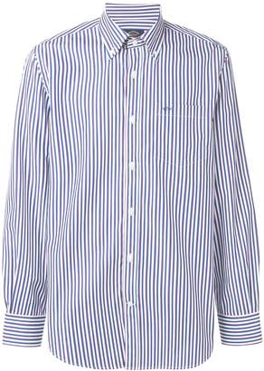 Paul & Shark striped button down shirt