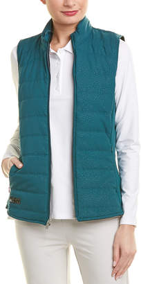 adidas Golf Reversible Quilted Vest
