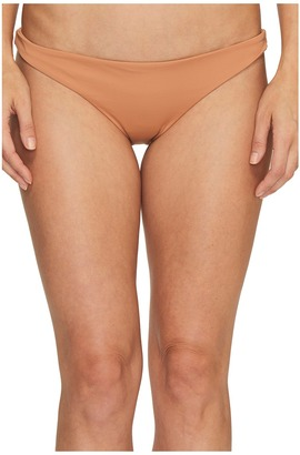 O'Neill - Malibu Solids Classic Cheeky Bottoms Women's Swimwear $36 thestylecure.com