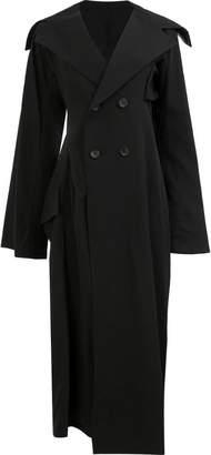 Yohji Yamamoto double breasted coat