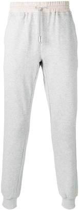 Eleventy drawstring track pants