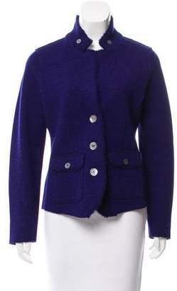 Eileen Fisher Wool Knit Jacket