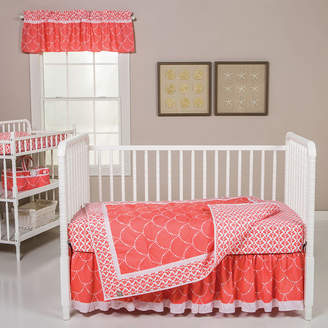 Trend Lab TREND LAB, LLC Shell 3-pc Crib Bedding Set