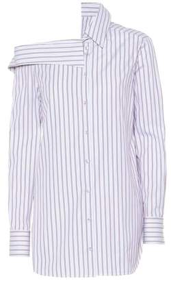 Victoria Beckham Victoria Striped cotton shirt