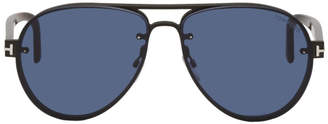 Tom Ford Black Alexei-02 Sunglasses
