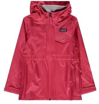 Patagonia Sale - Girls Torrentshell Breathable Waterproof Jacket