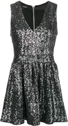 Balmain sequins mini dress
