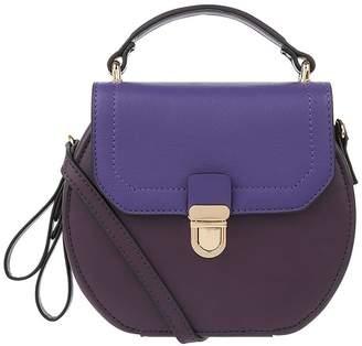 Accessorize Carly Crossbody Bag - Purple