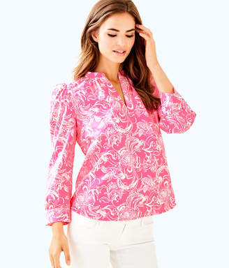 Lilly Pulitzer goop x Paltrow Blouse